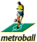 Logo Metroball